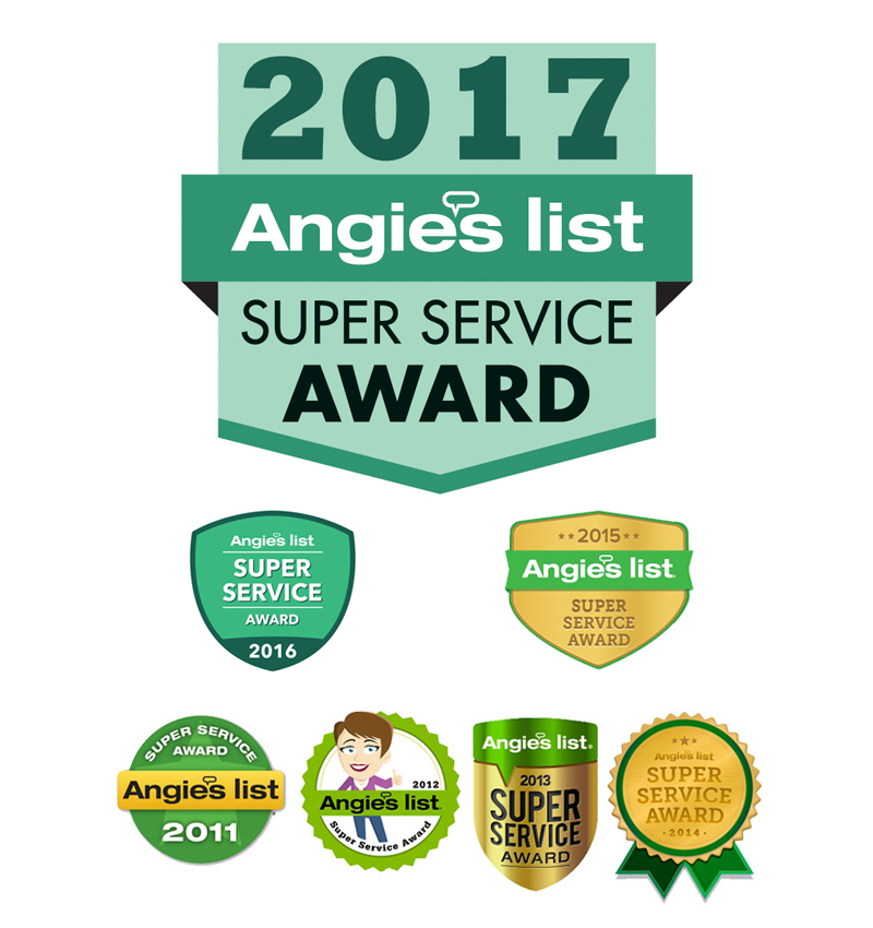 Sunrise Remodeling - Angies List Winner 2018